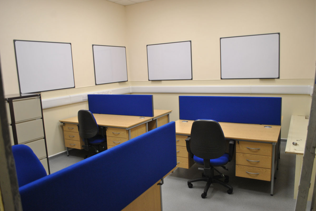 Production office in Wisbech